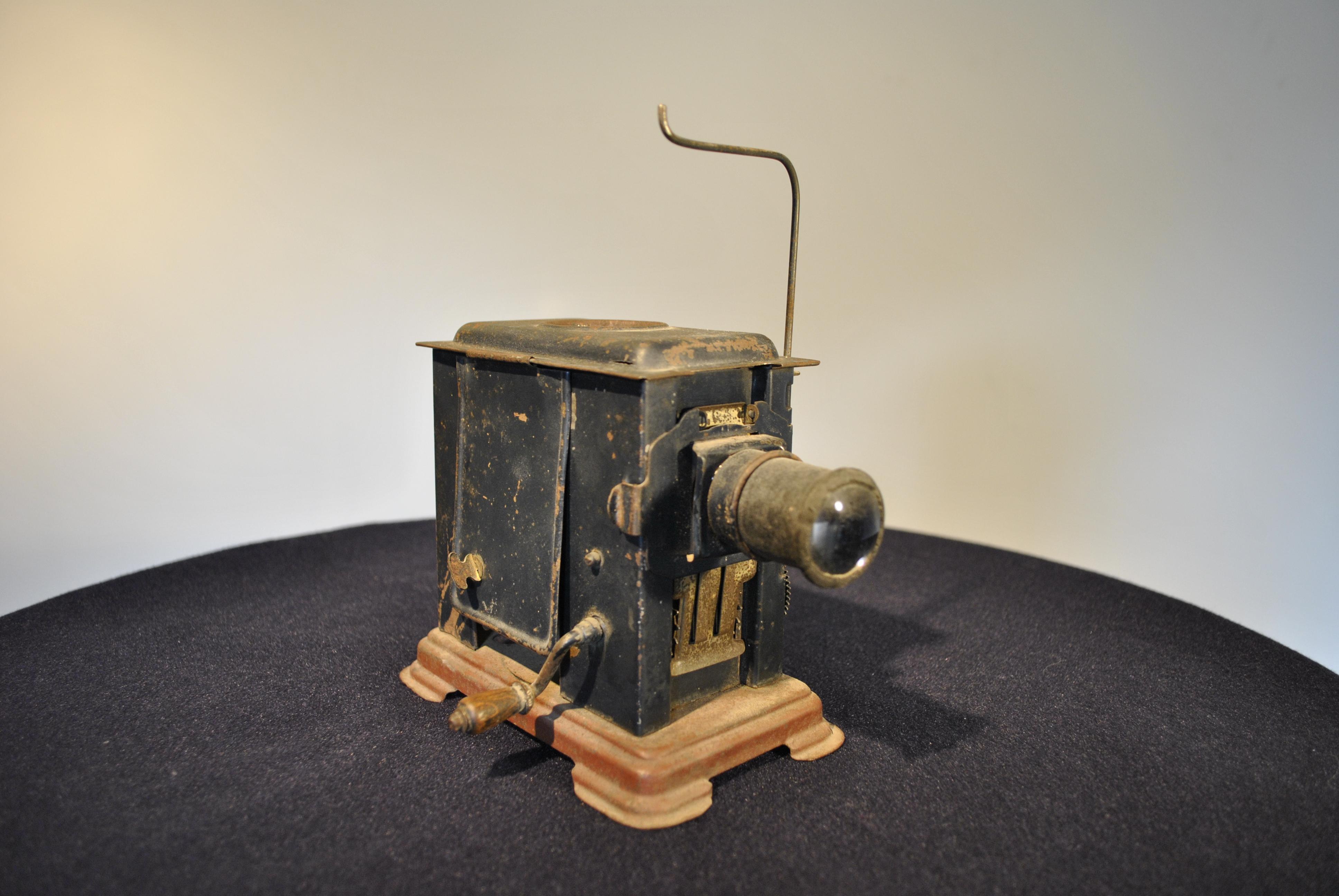 Projecteur 35 mm – 1910