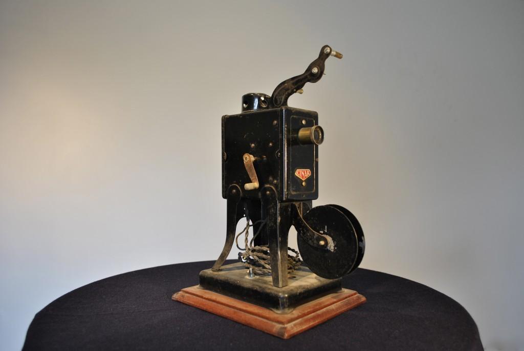 Projecteur Cinak – 1934