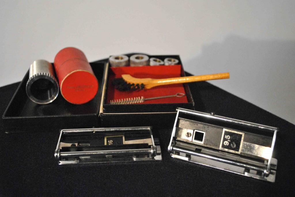 Accessoires de projection Paillard Bolex