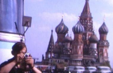"""(Français) Retrouvez nos archives dans le documentaire """"Bons baisers de Moscou"""", sur France 5"""
